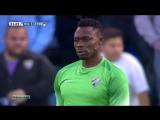 Лионель Месси Гол - Малага 1 - 2 Барселона
