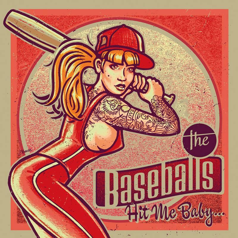 02.12 The Baseballs в YOTASPAСE!!!