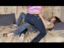 Tera - Katrinusic Nikky - Tender touch through jeans