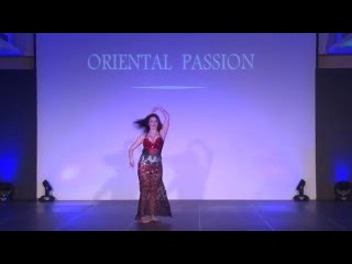 YULIA REDKOUS (RUSSIA) 6TH ORIENTAL PASSION FESTIVAL