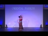 YULIA REDKOUS (RUSSIA) 6TH ORIENTAL PASSION FESTIVAL