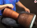 MEINL Percussion How to tune a Rope Tuned Djembe
