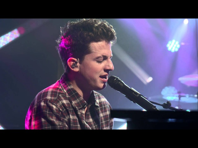 Charlie Puth How Deep Is Your Love Live on the Honda Stage at the iHeartRadio Theater NY