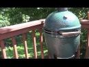Стейк на Big Green Egg cooking Steak Part 2