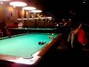 Jump Off the Rail 2 Pool Trick Shots