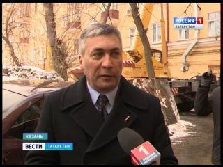 Пять сгоревших квартир на улице Пушкина востановят за счет города