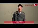11street: Happy New Year from us and Lee Min Ho