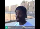 Vine-when gangster trying to be a role model