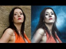 Photoshop Manipulation Tutorial Skin Retouching High End