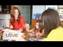 'Hunger Games' Star Julianne Moore Talks Where Babies Come From The Mommy Show ULIVE