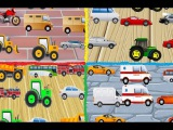 Мультики про машинки | Транспорт и спецтехника | Машины для детей