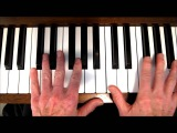 Piano Finger Exercises, to strengthen the weaker fingers.