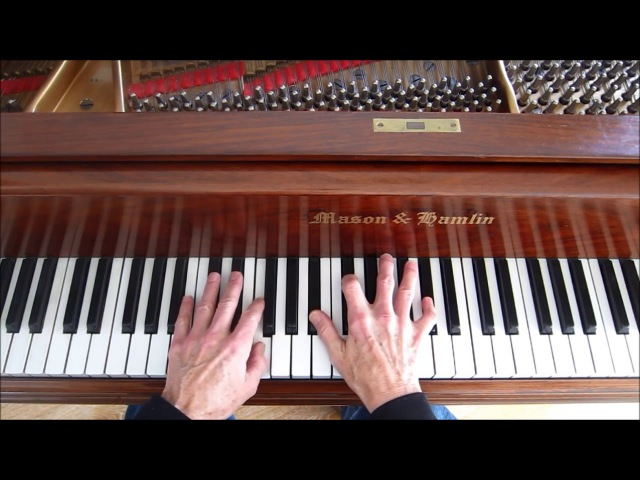Drop 2 Exercises, Cycle of 5ths, Jazz Piano Tutorial
