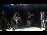 Seventh Street 2x2 Hip-Hop Battle | VYTSON & FOG vs MAZUR & GAGARIN vs БИБА & БОБА | 1st round