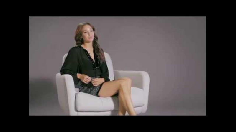 Danielle Peazer Talks Espresso Martinis With Tia Maria