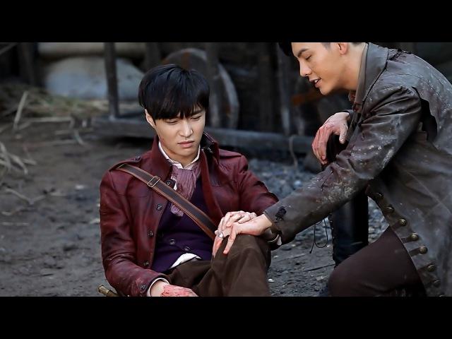 160726 《老九门》Mystic Nine 墓下花絮 Behind the Scenes 张艺兴 Zhang Yixing LAY