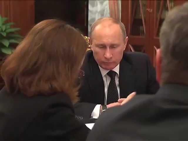 Путин о росте тарифов ЖКХ С ума сошли чтоли!