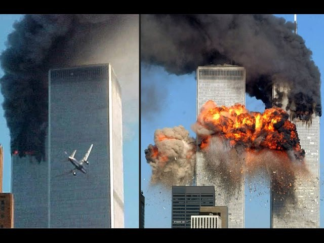 18 Views of Plane Impact in South Tower | World Trade Center ( HD DOWNLOAD)
