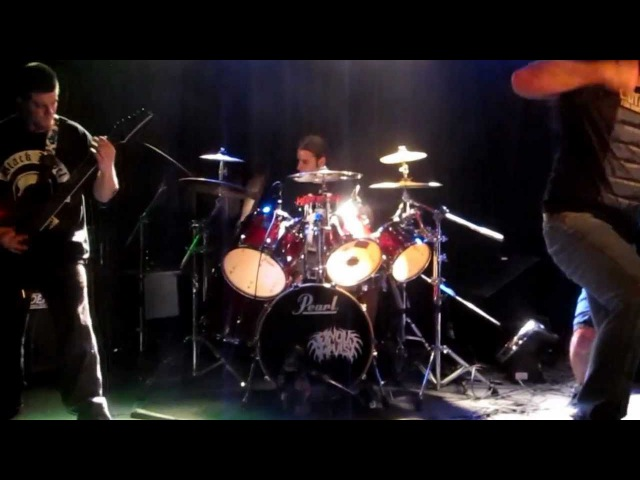 NERVOUS IMPULSE - Oil Spill (live at Café Chaos March 7th 2013)