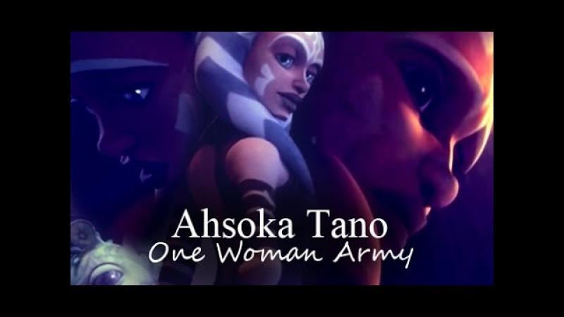 ||Ahsoka Tano: One Woman Army||
