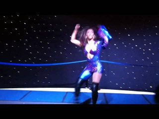 SHANGELA Tears It Up On Atlantis Mexican Riviera Cruise