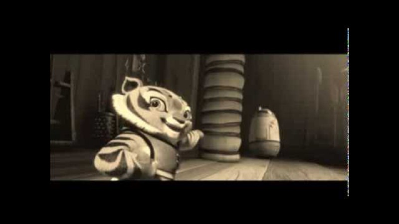 Master Tigress X Tai Lung - E.T AMV