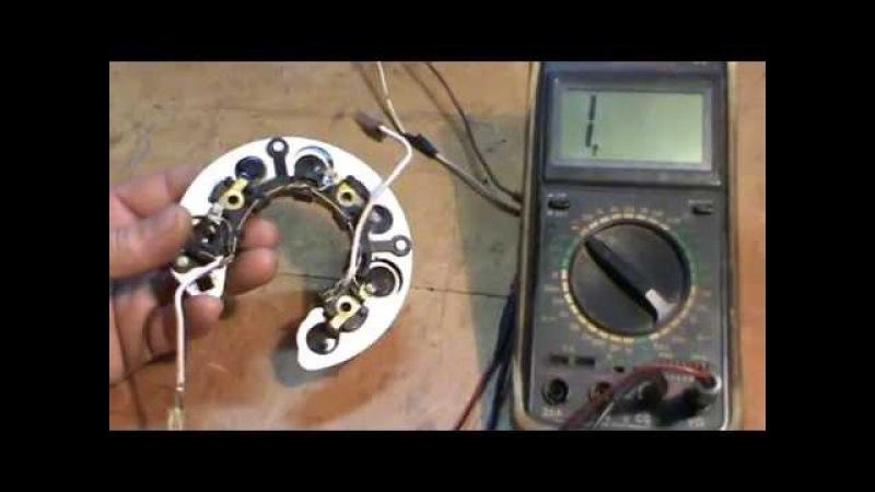 Как прозвонить цепь и проверить диоды мультиметром.