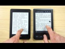 Kindle Paperwhite vs. PocketBook 623 Touch Lux