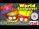 Grossery Gang Toy Review Series 1 - Toy Fair 2016