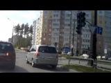 Движение по полосам. Снежинск 22 мая 2016