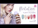 CND Flirtation Collection Flirty Filigree Vinylux