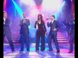 donna summer &amp westlife - no more tears enough is enough