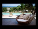 Italien Apulien Villa mit Pool und Meerblick