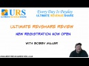 Ultimate Revshare Review - New Registration Now Open