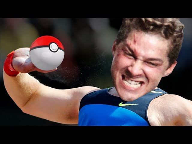 Shia LaBeouf Plays Pokemon Go