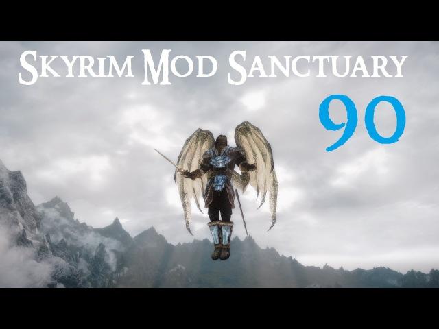 Skyrim Mod Sanctuary 90 : Fores New Idles in Skyrim - FNIS