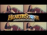 Hearthstone - Main Theme (Anastasia Soina violin)