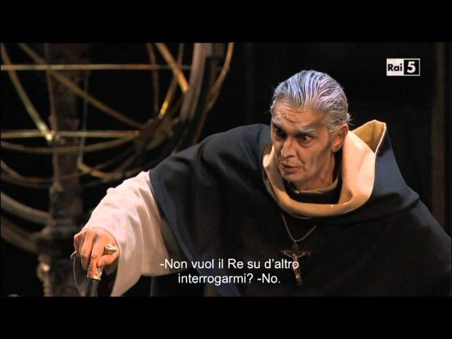 Ildar Abdrazakov and Marco Spotti - Il Grand Inquisitor