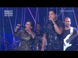 Anitta e Harmonia do Samba dedicam