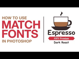 How to Use Match Fonts in Photoshop (Our CC 2015.5 Update Series)