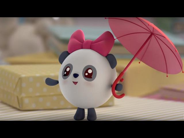 Малышарики Ручейки 11 серия обучающие мультфильмы для малышей 0 4