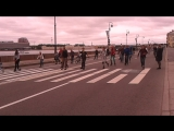 Пробег роллеров Санкт-Петербург 28мая 2016