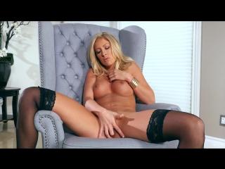 Kathrynn St-Croixx [ Blondy Can't Sit Down 720p ]