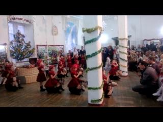 Ковбойский танец 19.12.2015