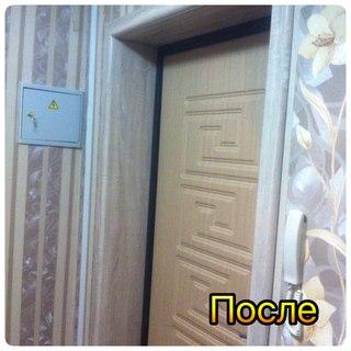 железная дверь со звукоизоляцией с установкой