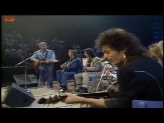 Carl Perkins, George Harrison, Ringo Starr, Eric Clapton, Dave Edmunds, Rosanna Cash rockabilly ... (HD)