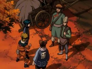 188 - Naruto (¡El misterio de los vendedores perseguidos!)