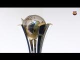Кубок Клубного ЧМ в музее Барселоны