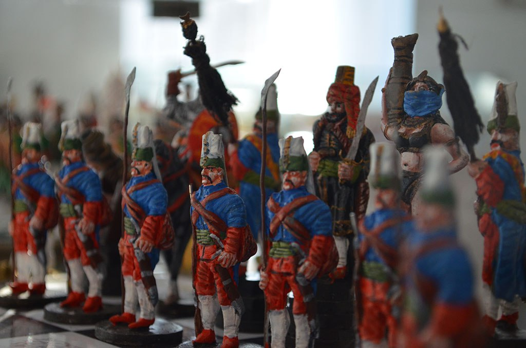Студия фигурно-скульптурной лепки «Веселая пластика». Картинная галерея Г. Х. Ващенко