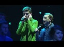 MLADA Shape of my heart a cappella cover Live in Perm 23 01 2016